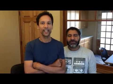 AntiBullying PSA with Danny Pudi and Parvesh Cheena