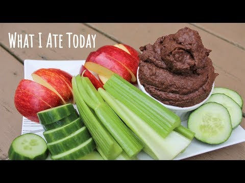 WHAT I ATE TODAY | HIGH RAW 2400+ calories