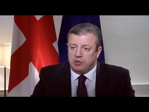 Interview of Prime Minister of Georgia with Reuters