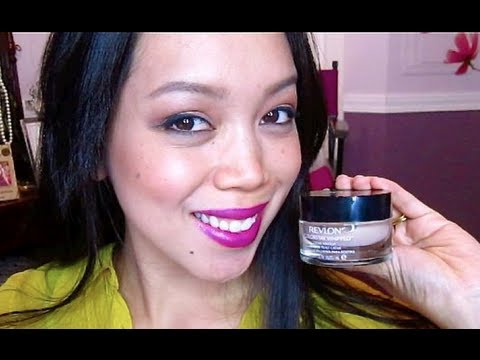 First Impression: NEW Revlon Colorstay Whipped Creme Makeup ...
