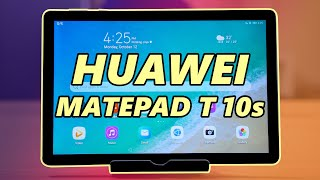 Huawei MatePad T 10s review - watch this before you buy