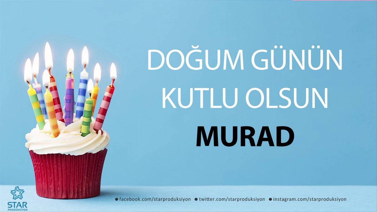 İyi ki Doğdun MURAD - İsme Özel Doğum Günü Şarkısı