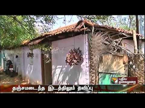 Srilankan Tamil Refugees' Condition in Tamilnadu