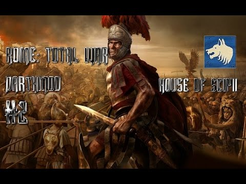 rome total war campaign scipii - photo#6