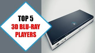 Top 5 Best 3D Blu-Ray Players 2018 | Best 3D Blu-Ray Player Review By Jumpy Express