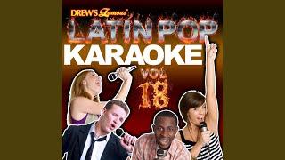 Vino Tinto (Karaoke Version)