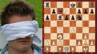 Video Man vs Machine:  Amateur Andriy Slyusarchuk beats Rybka blindfolded! - Dual commentary! download MP3, 3GP, MP4, WEBM, AVI, FLV September 2018