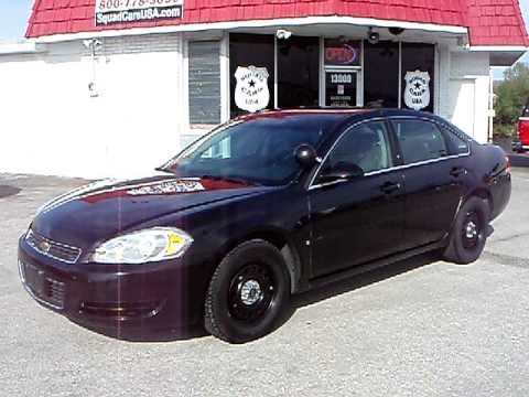2008 Impala Ss For Sale >> 2007 CHEVY IMPALA 9C1 POLICE PACKAGE - YouTube
