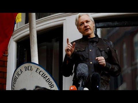 Equador garante que Julian Assange pode abandonar embaixada