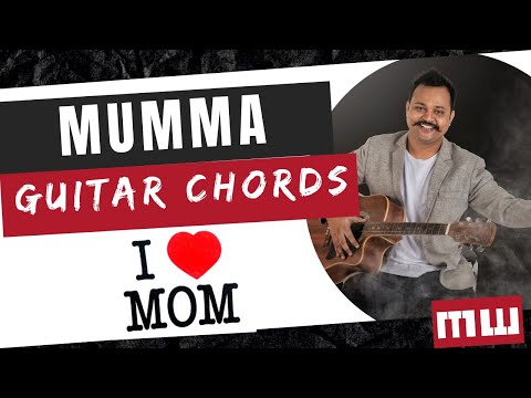 Mumma Guitar Lesson | Mother's Day Special | Kailash Kher (Dasvidaniya)