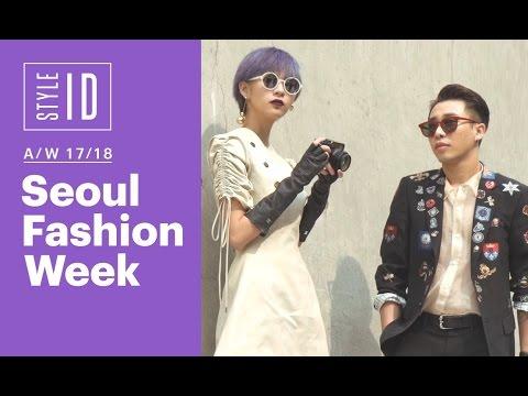 Style ID: Seoul Fashion Week
