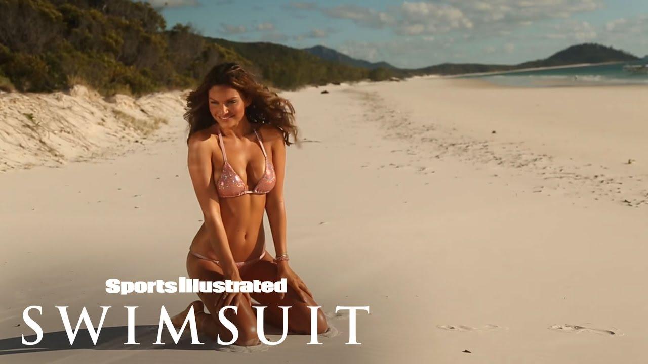 1d8d3241a97ba Alyssa Miller Model Profile | Sports Illustrated Swimsuit - YouTube