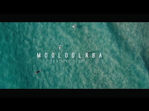Mooloolaba Beach Surfers - Sunshine Coast
