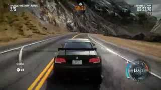 Прохождение Need for Speed The Run (русская версия) PS3 HD #1