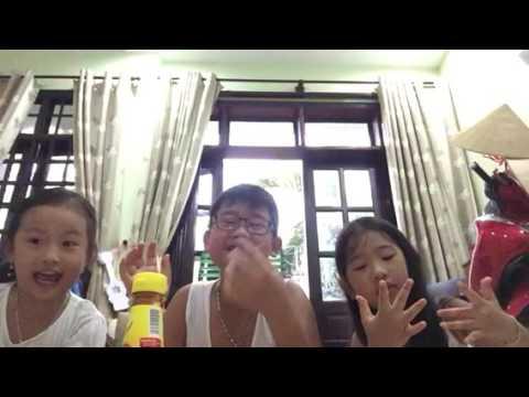 Thách ăn mỳ trộn p1