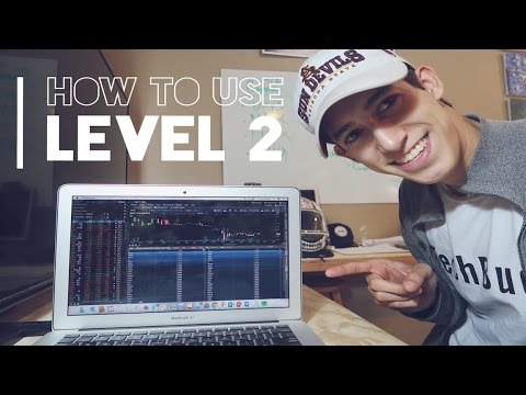 How To Use Level 2 Real Time Quotes | ThinkorSwim Tutorial Part 2