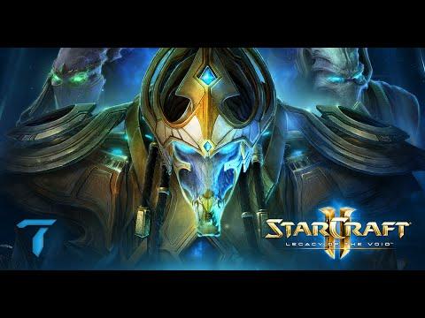 видео: starcraft ii legacy of the void. Часть 7 - Ни Шагу Назад Эксперт