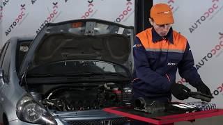 Инструкция за експлоатация на Honda Jazz 3 онлайн