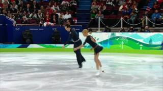 Pairs Figure Skating Free Program Full Event - Vancouver 2010 Winter Olympics