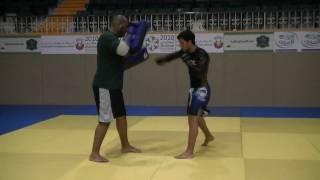 adfc hassan al rumaithi training round 1
