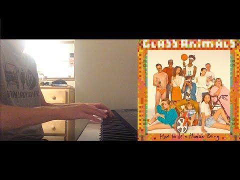 Agnes - Glass Animals (Piano Cover)