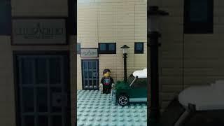 Moc Bricks Mr. Bean And Batman Building Blocks Diy Toys For Children Xmas Gifts