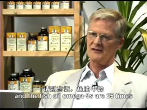 Dr Udo's share important of Omega 3.6.9 (Essential Fatty Acid)