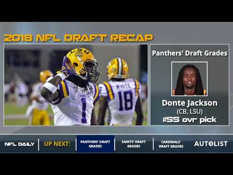 Carolina Panthers 2018 NFL Draft Grades And Analysis