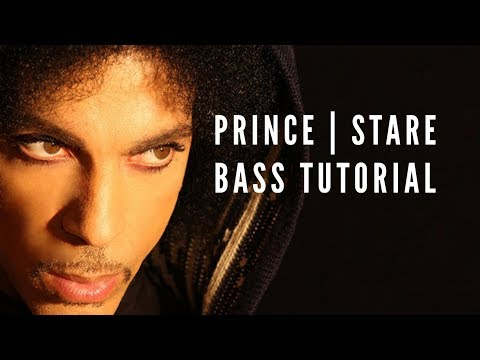 Stare - Prince | Bass Lessons