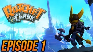 connectYoutube - Ratchet and Clank (HD Collection) - Episode 1
