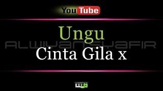 Video Karaoke Ungu - Cinta Gila x download MP3, 3GP, MP4, WEBM, AVI, FLV Agustus 2017