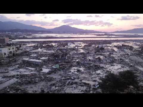 Japanese earthquake anniversary: Survivor of Rikuzentakata recalls 'nightmare' tsunami
