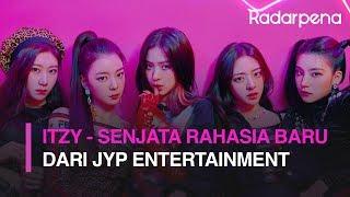 ITZY - Senjata Rahasia baru dari JYP Entertainment