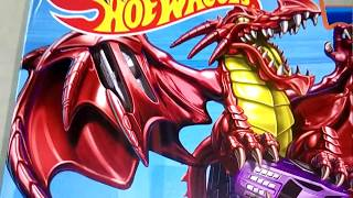 Hot Wheels Dragon Blast Review Video