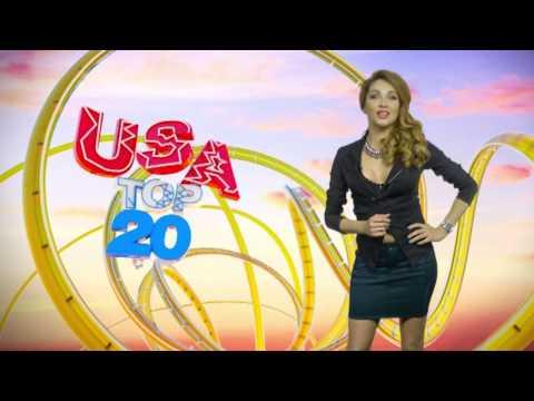 USA TOP 20 с Юлией Тойвонен на канале Music Box UA (эфир от 30.03.15)