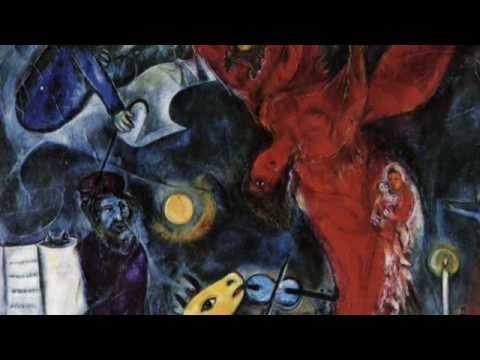 Marc Chagall   (1887 - 1985) - Music by Maurice Sklar - Please read the Info and Watch in 480P
