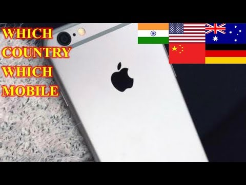 📱List of mobile phone makers by country  📱 |mobile brands|Tech Infinity |(HD)