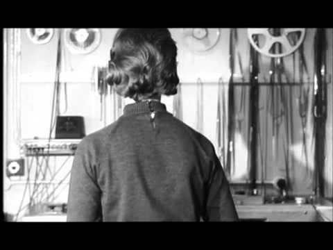 BBC Radiophonic Workshop Desmond Briscoe Rare Clip