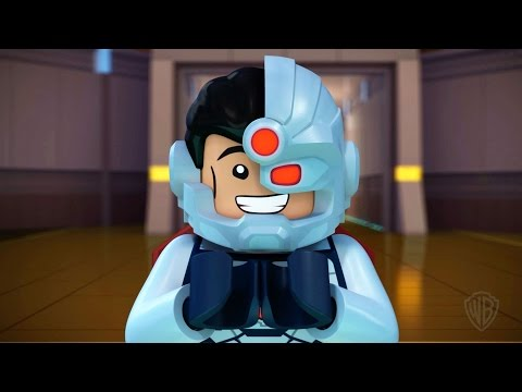 "LEGO DC Comics Super Heroes - Justice League: Gotham City Breakout - ""Just Like Batman and Robin"""