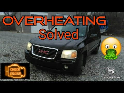 Gmc Envoy Fix Chevy Trailblazer Overheating Common Problem You