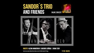 Sandor´s Trio and Friends in Jam Club