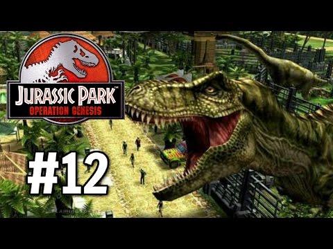 #12-jurassic park operation genesis-Thescelosaurus