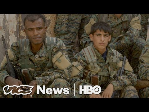 Reclaiming Raqqa & Obamacare Repeal Rises: VICE News Tonight Full Episode (HBO)