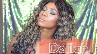 RCP780 Red Carpet Delilah OS1B/Tropical | Mane Concept