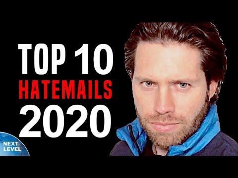 Top 10 Hatemails 2020