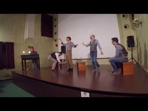 Radio -Teatro Duse Cortemaggiore (PC), 7 Aprile 2018