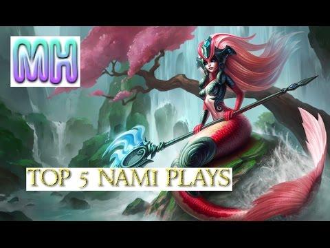 Top 5 Nami play highlight moment