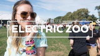 ELECTRIC ZOO 2017   NEW YORK   VLOG #38   Rodrigo e Beta