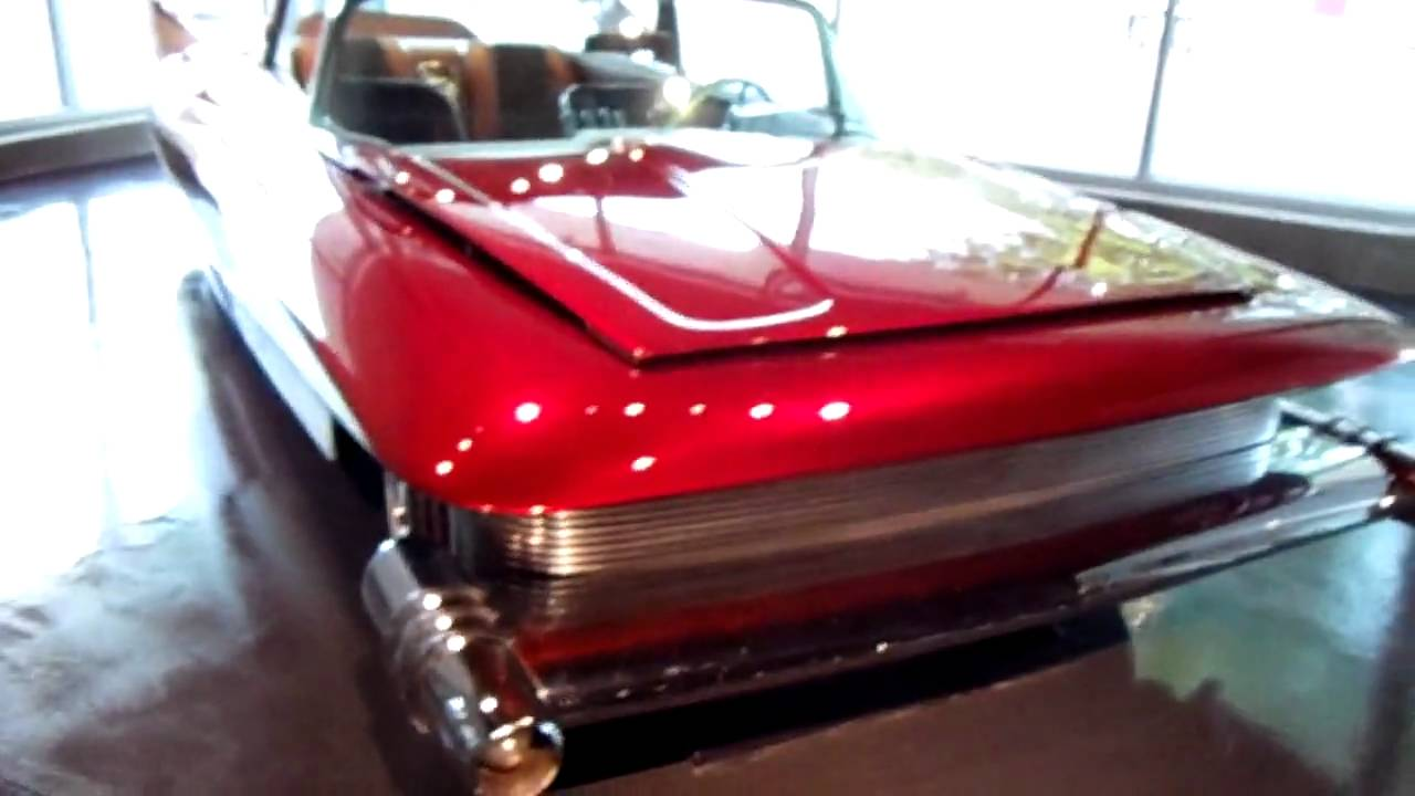 1960 didia 150 custom show car formerly owned by singer bobby darin