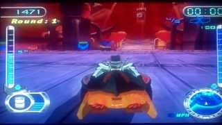 Hot Wheels : Velocity X Maximum Justice (PS2) - Battle (3)